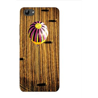 PREMIUM STUFF PRINTED BACK CASE COVER FOR INFOCUS M680 DESIGN 8485