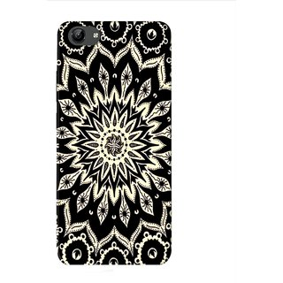 PREMIUM STUFF PRINTED BACK CASE COVER FOR INFOCUS M680 DESIGN 8814