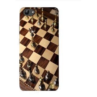 PREMIUM STUFF PRINTED BACK CASE COVER FOR INFOCUS M680 DESIGN 8286