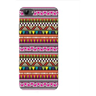 PREMIUM STUFF PRINTED BACK CASE COVER FOR INFOCUS BINGO 50 PLUS DESIGN 8108