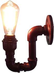 Wall Lamp Upright U Retro