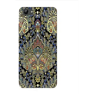 PREMIUM STUFF PRINTED BACK CASE COVER FOR OPPO F1S DESIGN 8808