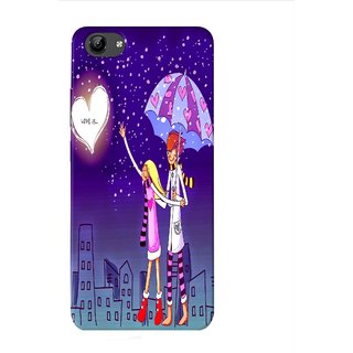 PREMIUM STUFF PRINTED BACK CASE COVER FOR OPPO F3 PLUS DESIGN 8481