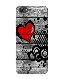 PREMIUM STUFF PRINTED BACK CASE COVER FOR OPPO NEO5 DESIGN 8191