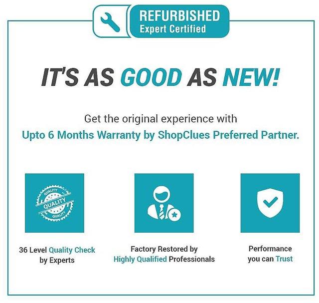 Oppo A37 16 GB, 2 GB RAM Refurbished Phone