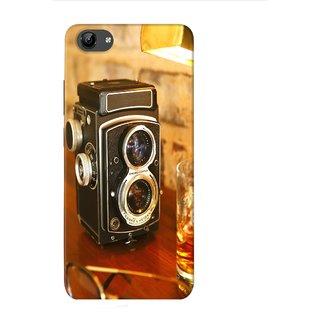 PREMIUM STUFF PRINTED BACK CASE COVER FOR PANASONIC P55 MAX DESIGN 8534