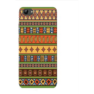 PREMIUM STUFF PRINTED BACK CASE COVER FOR VIVO V5 DESIGN 8056