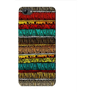 PREMIUM STUFF PRINTED BACK CASE COVER FOR REDMI Y1 LITE DESIGN 8052