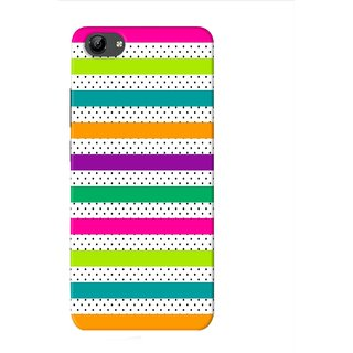 PREMIUM STUFF PRINTED BACK CASE COVER FOR PANASONIC P55 NOVO DESIGN 8691