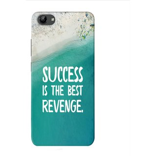 PREMIUM STUFF PRINTED BACK CASE COVER FOR VIVO V5 DESIGN 8061