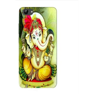 PREMIUM STUFF PRINTED BACK CASE COVER FOR VIVO V5 DESIGN 8403