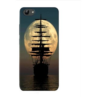 PREMIUM STUFF PRINTED BACK CASE COVER FOR VIVO V5 DESIGN 8968