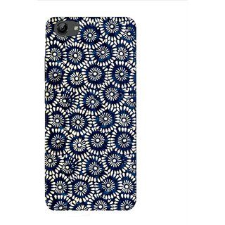 PREMIUM STUFF PRINTED BACK CASE COVER FOR VIVO V5 DESIGN 8645