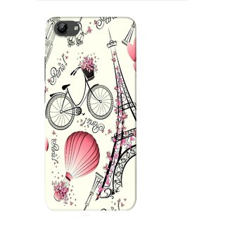 PREMIUM STUFF PRINTED BACK CASE COVER FOR VIVO Y53 DESIGN 8751