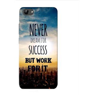 PREMIUM STUFF PRINTED BACK CASE COVER FOR VIVO Y53 DESIGN 8413