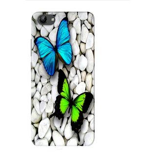 PREMIUM STUFF PRINTED BACK CASE COVER FOR VIVO V5 PLUS DESIGN 8420