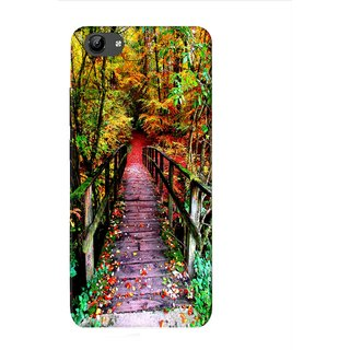 PREMIUM STUFF PRINTED BACK CASE COVER FOR VIVO V5 PLUS DESIGN 8441