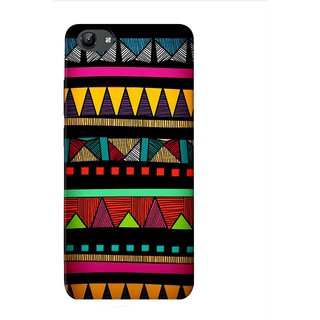 PREMIUM STUFF PRINTED BACK CASE COVER FOR VIVO Y53 DESIGN 8719