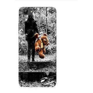 PREMIUM STUFF PRINTED BACK CASE COVER FOR VIVO Y66 DESIGN 8434