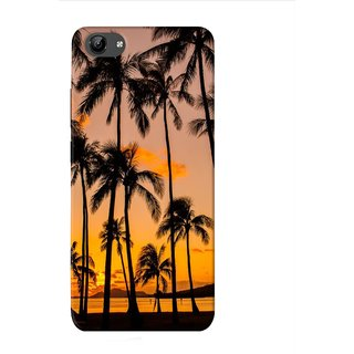 PREMIUM STUFF PRINTED BACK CASE COVER FOR VIVO Y55 DESIGN 8812