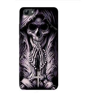 PREMIUM STUFF PRINTED BACK CASE COVER FOR VIVO Y55 DESIGN 8149