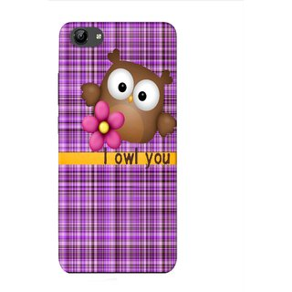 PREMIUM STUFF PRINTED BACK CASE COVER FOR VIVO Y66 DESIGN 8496