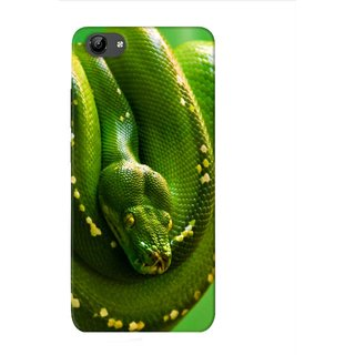 PREMIUM STUFF PRINTED BACK CASE COVER FOR VIVO Y69 DESIGN 8202