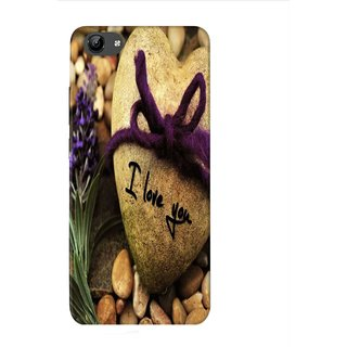 PREMIUM STUFF PRINTED BACK CASE COVER FOR VIVO Y69 DESIGN 8273