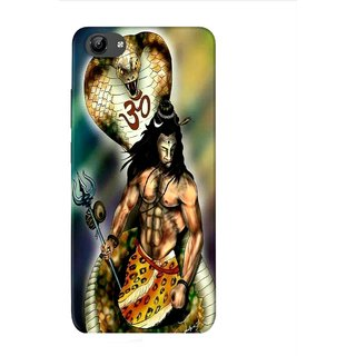 PREMIUM STUFF PRINTED BACK CASE COVER FOR VIVO Y66 DESIGN 8592