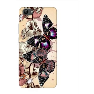 PREMIUM STUFF PRINTED BACK CASE COVER FOR VIVO Y55 DESIGN 8946