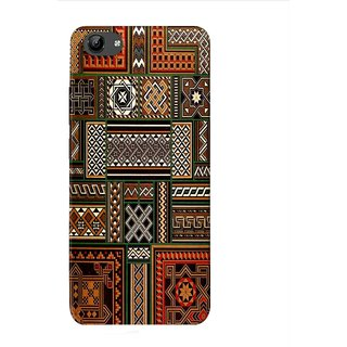 PREMIUM STUFF PRINTED BACK CASE COVER FOR VIVO Y66 DESIGN 8609