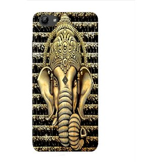 PREMIUM STUFF PRINTED BACK CASE COVER FOR VIVO Y69 DESIGN 8652