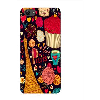 PREMIUM STUFF PRINTED BACK CASE COVER FOR VIVO Y69 DESIGN 8322