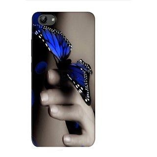 PREMIUM STUFF PRINTED BACK CASE COVER FOR VIVO Y66 DESIGN 8324