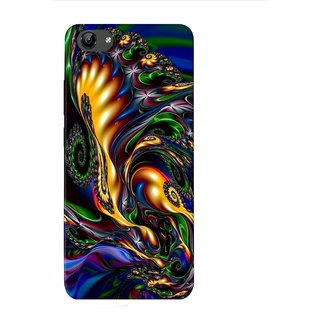PREMIUM STUFF PRINTED BACK CASE COVER FOR VIVO Y69 DESIGN 8663