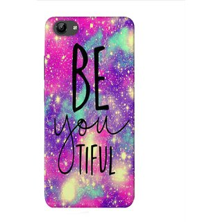 PREMIUM STUFF PRINTED BACK CASE COVER FOR VIVO Y69 DESIGN 8341