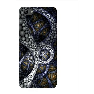 PREMIUM STUFF PRINTED BACK CASE COVER FOR VIVO Y66 DESIGN 8656