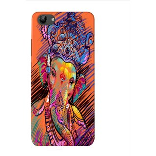 PREMIUM STUFF PRINTED BACK CASE COVER FOR VIVO Y71 DESIGN 8406