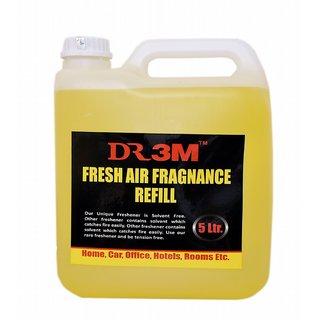 CAR AIR FRAGNANCE  FRESH   5ltr.(Refill pack)