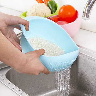 Multipurpose Rice Bowl,Fruit Storage Bowl