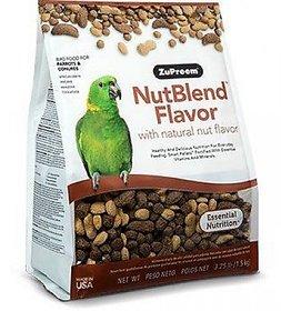 Zupreem Nut Blend Nutritional Birds Food