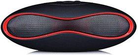 Rugby shaped mini bluetooth speaker - Multicolour