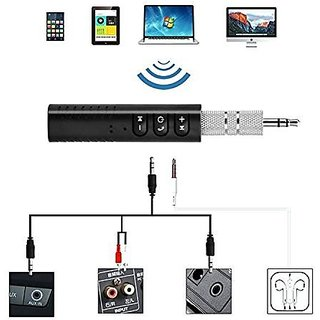 Cos Theta Bluetooth Reciver 2.8 Car Audio Device (hands ferr)