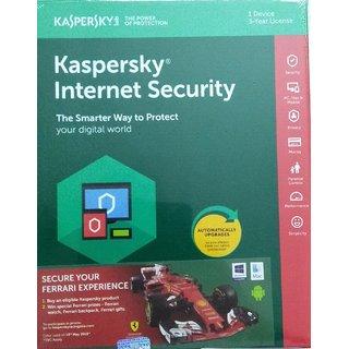 Kaspersky Internet Security 1 User 3 Years - Retail Box
