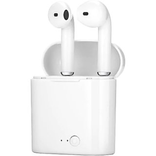 Lionix I7S Bluetooth Earpod In the Ear Wireless Bluetooth Headset with Mic