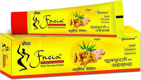 Freia Ayurvedic Fairness Cream( set of 4 pcs. )