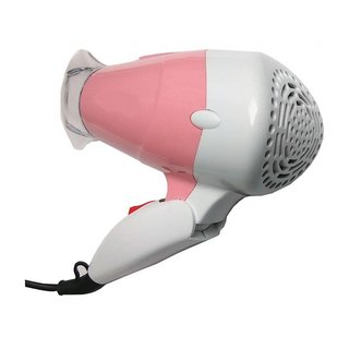 branded Professional Foldable Hair Dryer 1300W (2 Speed Control)