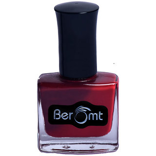 Beromt Temperature Changing Nail Polish Merlot Red 704 10ml