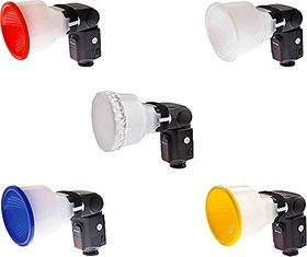 Digipro dizital flash diffuser lambency diffuser
