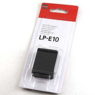 Compatble LP-E10 BATTERY For Canon EOS 1100D 1200D 1300D Kiss X50 X70 X80 Rebel T3